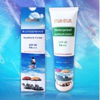 Buy cheap Waterproof Sunblock Cream from wholesalers