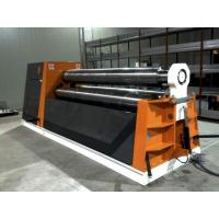 Buy cheap 4-Roller Hydraulic Plate Rolling Machine from wholesalers