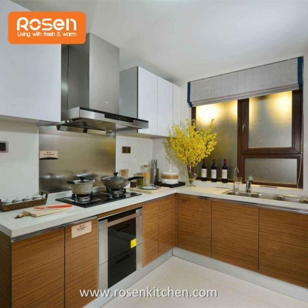 Plain Kitchen Cabinets: Marine Grade Plywood Free Tall Cabinet Design Painting