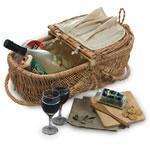 Buy cheap Wine Picnic Baskets from wholesalers