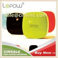 Buy cheap Lepow Stone Power Bank 6000mah Energy bank with High Grade Box UPS Fast Delivery from wholesalers
