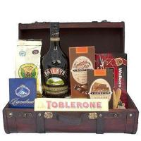Buy cheap Corporate Gifts Cream and Chocolate Gift Basket from wholesalers