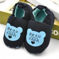 Buy cheap Wholesale baby moccasins prevent sideslip pre-walker shoes soft sole baby shoes from wholesalers
