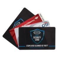 Buy cheap RFID Shield Card Contactless Card Protector Anti Theft Wallets for Credit Cards from wholesalers