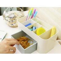 Buy cheap Desk drawer storge cabinet, cosmetics boxes, office cascading case from wholesalers