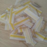 Buy cheap SMT splice tape with clip together 8mm 500pcs/box yellow from wholesalers