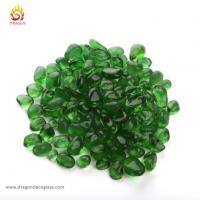 Buy cheap 9-12mm Green Fireplace and Firepit Eco Glass from wholesalers