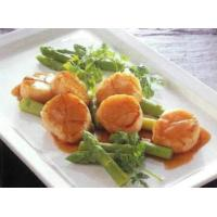 Buy cheap Recipes Product name: Sauteed Scallop, Hokkaido Style from wholesalers
