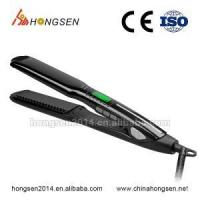 Buy cheap Ceramic plate professional Multi-butoms Hair Straightener hair straightener flat iron from wholesalers