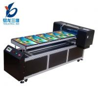 Buy cheap DX7 Head Wit Color Eco Solvent Based Inkjet Printer Printing Machine from wholesalers