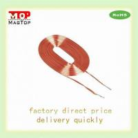Buy cheap Inductor Choke Coils Custom 125khz RFID Antenna Air Core Coil Inductor from wholesalers