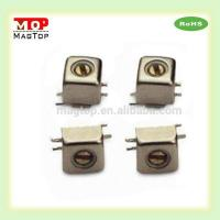 Buy cheap Inductor Choke Coils High Quality SMD Adjustable Available RF Inductor Coil from wholesalers