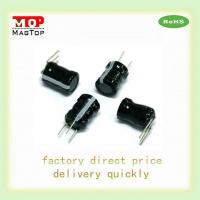 Buy cheap Inductor Choke Coils 8x10Mm Drum Ferrite Core Radial Dip Fixed Power Inductor Coil from wholesalers