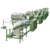 Buy cheap HSTC- 0350 - FULLY AUTOMATIC 1 TO 8 COLOR SILK SCREEN TRADEMARK PRINTING product