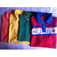 Buy cheap used men 3 button polo from wholesalers