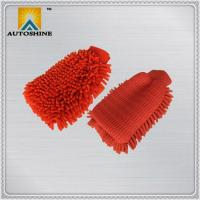 Buy cheap Car Wash Mitt High Quality Microfiber Chenille Mitt from wholesalers