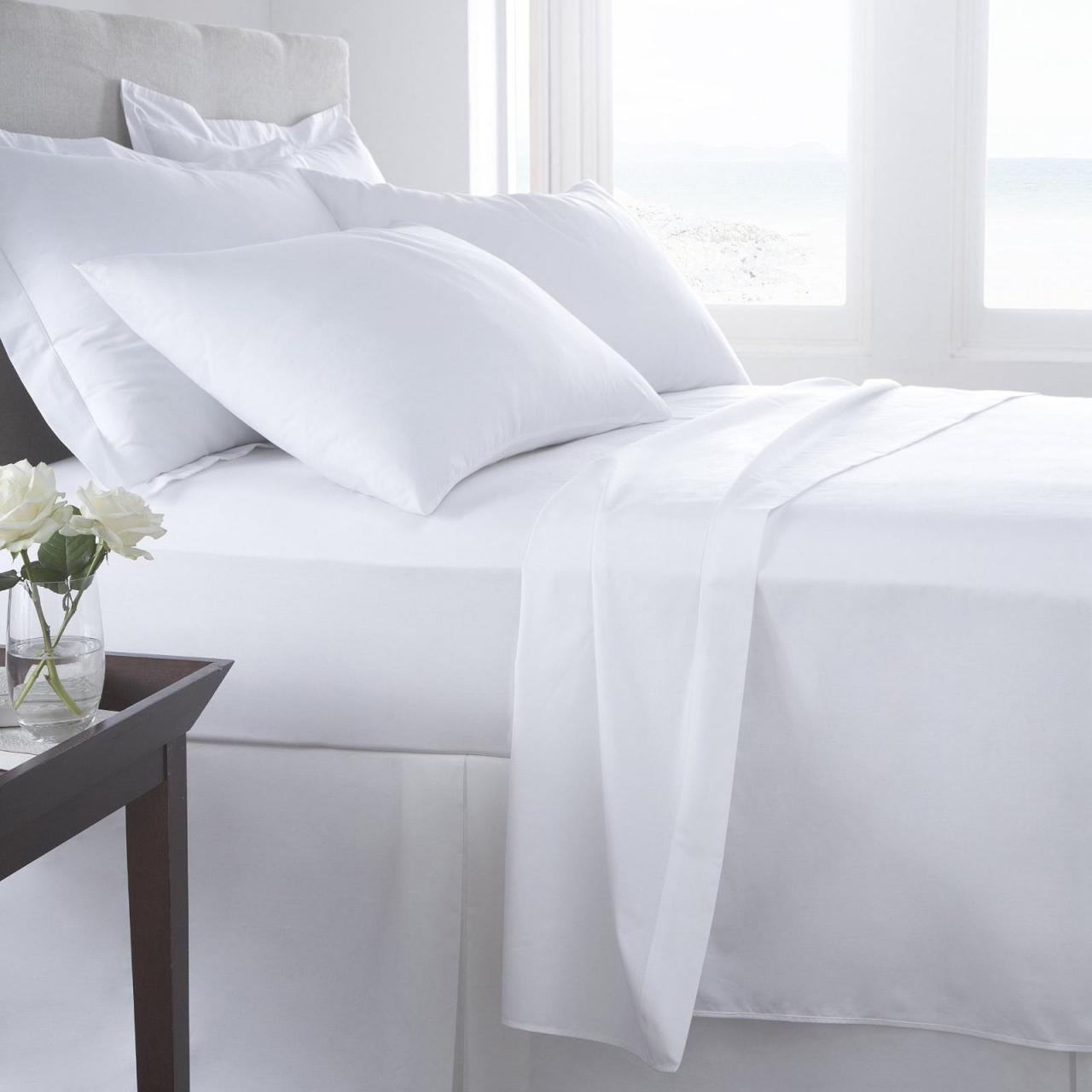 Buy cheap Organic Cotton Bed Sheet Set from wholesalers