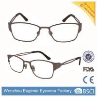 Buy cheap Reading Glasses 2017 New Design Copper Frame Novelty Temple Reading Glasses from wholesalers
