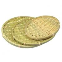 Buy cheap Bamboo Weaving Sieve/ Bamboo Weaving Tray/ Bamboo Storage Basket from wholesalers