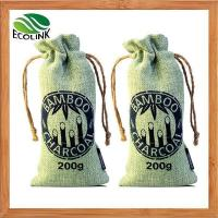 Buy cheap 200g Activated Bamboo Charcoal Bag Deodorizer Natural Air Purifying Bag from wholesalers