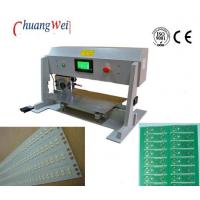 Buy cheap Automatic Blade Moving V Cut PCB Singulation Machine , CWV-1A from wholesalers
