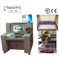 Buy cheap PCB Board Automated Depaneling Machine PCB Cutting Machine with High Speed ,CW-F04 from wholesalers