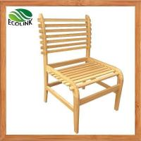 Buy cheap Bamboo Elastic Dining Chair Leisure Chair For Bamboo Furniture from wholesalers