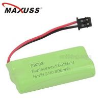 Buy cheap BT1008 Cordless Phone Battery 2.4V 800mAh Rechargeable Replacement Battery from wholesalers