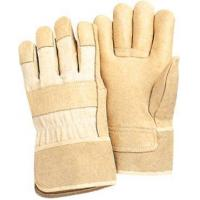 Buy cheap pig leather gloves 22005 product