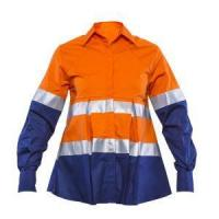 Buy cheap Good Quality Polycotton High Vis Safety Used Suits Men Suit Made in China from wholesalers