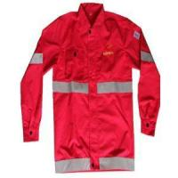 100%cotton Fire Safety Suit Hand Work Salwar Suit for Industrial Factory