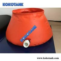 Buy cheap KOKO-ONT KOKO Pvc Foldable Onion Shape Water Tank/Bladder For Forest Fire Fighting from wholesalers