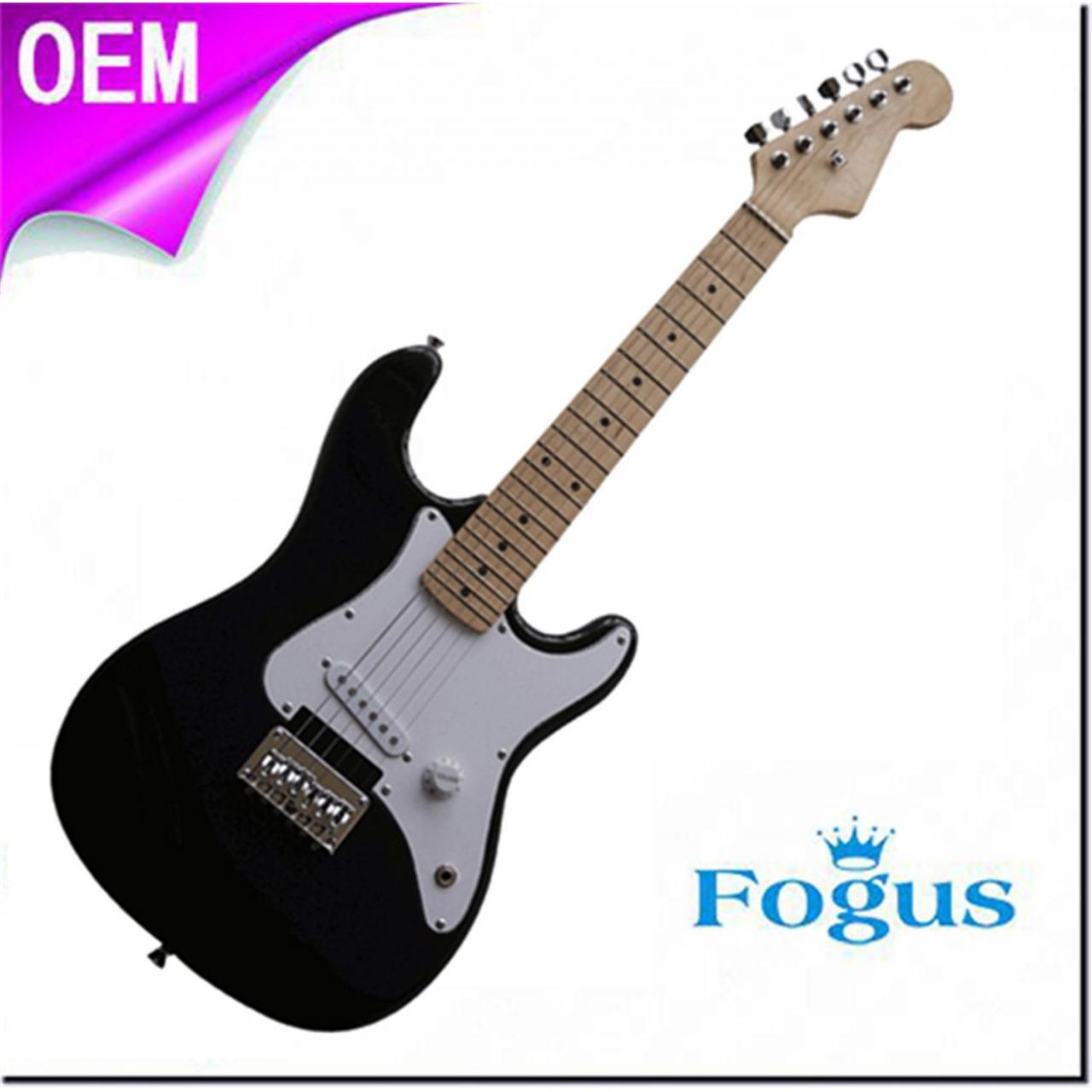 Buy cheap Wind Instrument 30 Children Electric Guitar FGN-200BK from wholesalers