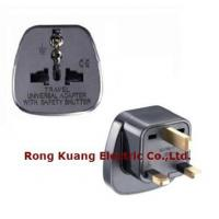 WDS-7 Mutil-Socket to Singapore,Malaysia, UK Travel Adapter With Children Safety Shutter, adaptor UK