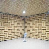 Buy cheap Hemi Anechoic Wedges Shielded Test Enclosure Silence Chamber World's Silent Room from wholesalers