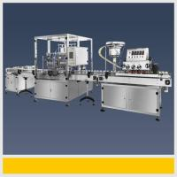 Buy cheap CXP Glass bottle filling capping machine from wholesalers