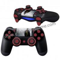 Messi Protective Skin Sticker ps4 controller full buttons skin kits sticker Touch Pad sticker