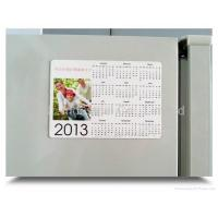 Buy cheap Promotion customized fridge magnetic weekly calendar, good for promotion gift from wholesalers