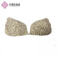 Buy cheap F023 New fashion Strapless butterfly invisible silicone bra from wholesalers
