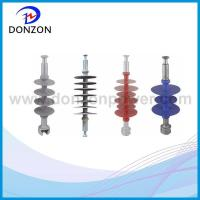 Buy cheap Silicone Rubber Suspension Composite Insulator from wholesalers
