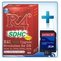 Buy cheap R4i SDHC NDS/NDSL/NDSi V1.45 + 2GB Kingston Memory Card from wholesalers