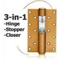 Buy cheap 3 IN 1 Hinge 3 IN 1 Multifunction Hinge (Closer-Stopper-Hinge) from wholesalers