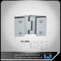Buy cheap Adjust shower door hinge Model No.: WL-2906 from wholesalers