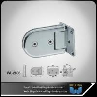 Buy cheap Adjustable shower glass door hinge Model No.: WL-2805 from wholesalers