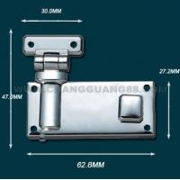 Buy cheap Chrome-plated small high-side keyless lock from wholesalers