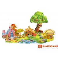 Buy cheap 3D Puzzle The Three Little Pigs from wholesalers