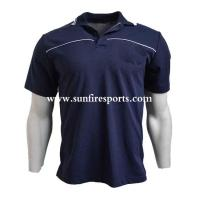 Buy cheap Custom sublimation golf Polo shirt from wholesalers