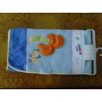 Buy cheap Cotton Waffle Baby Blankets from wholesalers