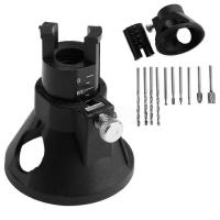 Buy cheap New 6 HSS Wood Milling Burrs+1 Drill Carving Rotary Locator+4 Drill Bit - intl from wholesalers
