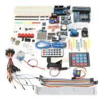 Buy cheap Professional UNO R3 Starter Kit For Arduino LCD Servo Motor Compass Gyro US - intl from wholesalers